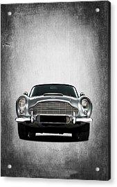 DB5 Acrylic Print by Mark Rogan
