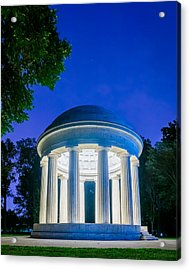 Dc War Memorial Acrylic Print