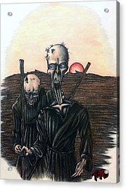de Mood Acrylic Print