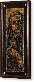 Dead Man's Hand Acrylic Print