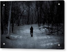 Dead Of Winter Acrylic Print