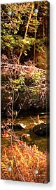 1 Of 6 Dead River Falls  Marquette Michigan Section Acrylic Print
