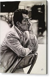 Dean Martin Acrylic Print