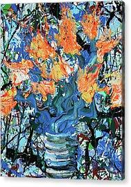 Dear Vincent, I Love You. Jackson Acrylic Print