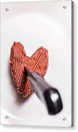 Death By Chocolate Acrylic Print by Jorgo Photography - Wall Art Gallery
