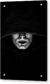 Acrylic Print featuring the photograph Death by Gabor Pozsgai