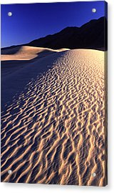 Death Valley Dune Acrylic Print
