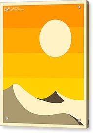 Death Valley National Park Acrylic Print