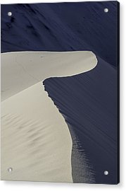 Death Valley Sand Dune Acrylic Print