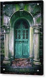 Death's Door Acrylic Print by Jessica Jenney