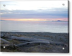 Deception Pass State Park Acrylic Print by Robert Ashbaugh