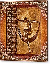 Deco Art Acrylic Print