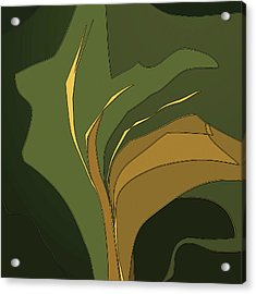 Deco Tile Acrylic Print