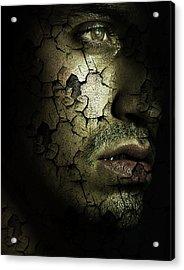 Decomposition Acrylic Print