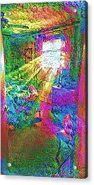 Deep Dream Acrylic Print