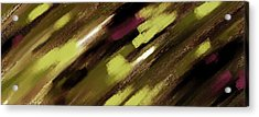 Deep In My Soul - Abstract Painting Acrylic Print