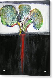 Deep Roots Acrylic Print by Jimmy King