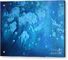 Deep Water Acrylic Print