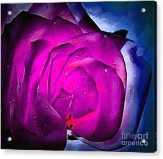 Deep Within Your Heart Acrylic Print