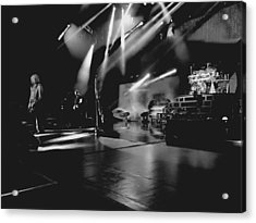 Def Leppard At Saratoga Springs 2 Acrylic Print