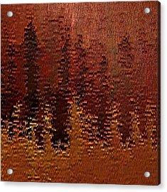 Degradation Acrylic Print