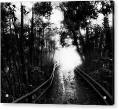 Acrylic Print featuring the photograph Dejavu by Hayato Matsumoto