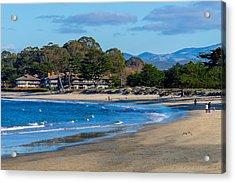 Del Monte Beach Acrylic Print
