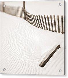 Delaware Dunes Number Five Acrylic Print