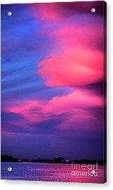 Delaware River Spectacular  Acrylic Print