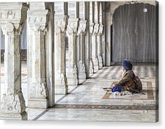 Delhi - India Acrylic Print by Joana Kruse