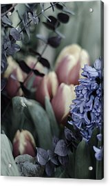 Delicate Springtime Acrylic Print
