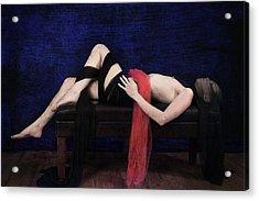 Delicious Vampire Sacrifice Acrylic Print