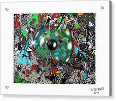 Delirium II Acrylic Print