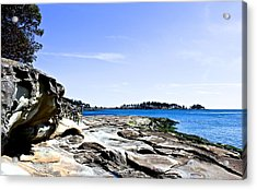 Denbeg Point Acrylic Print