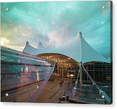 Denver International Airport Acrylic Print