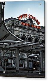 Denver 365 Acrylic Print