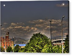 Denver Acrylic Print by Laurie Prentice