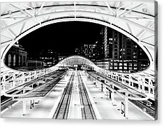 Denver's Union Station Acrylic Print