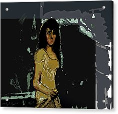 Departure -2 Acrylic Print