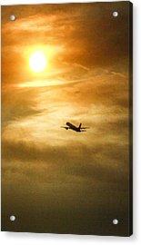 Departure Acrylic Print