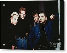 Depeche Mode Acrylic Print