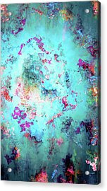 Depths Of Emotion - Abstract Art Acrylic Print