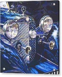 Der Wunderbar 540k Acrylic Print by Mike Hill