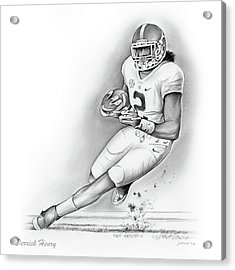 Derrick Henry Acrylic Print