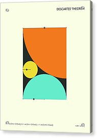 Descartes Theorem Acrylic Print