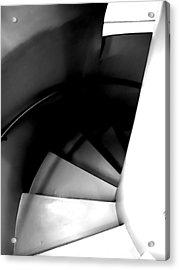 Descent Acrylic Print