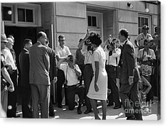 Desegregation, 1963 Acrylic Print by Granger