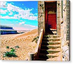 Desert Dreamscape 5 Acrylic Print