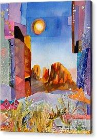 Desert Escape Acrylic Print