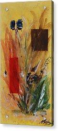 Desert Flowers Acrylic Print